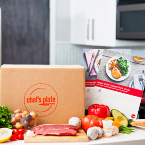 chefs plate meal kit