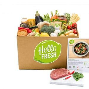 hellofresh meal kit