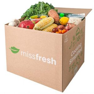 miss fresh meal kit