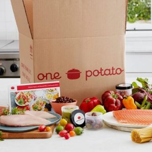 one potato meal kit