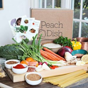 peachdish meal kit