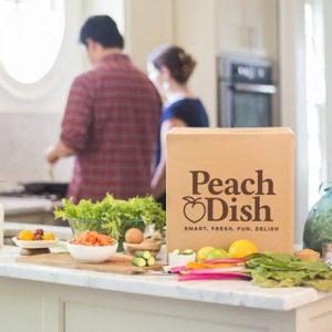 peachdish meal prep