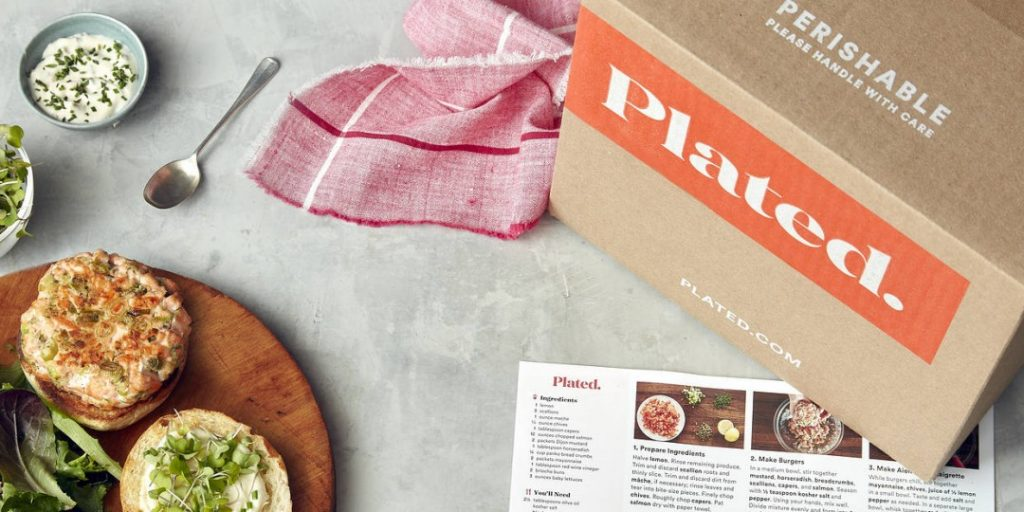 plated meal kit