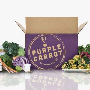 purple carrot meal kit