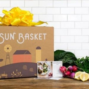 sun basket meal kit