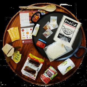 takeout kit meal kit