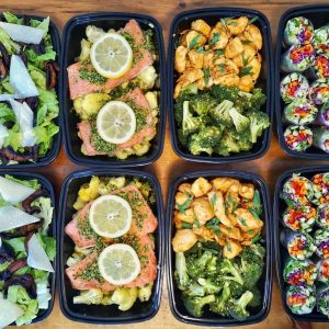 fresh in your fridge meal prep