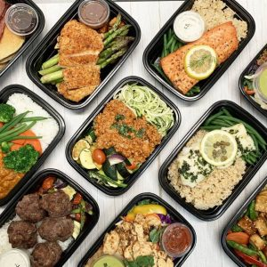 Crave Healthiness meal prep