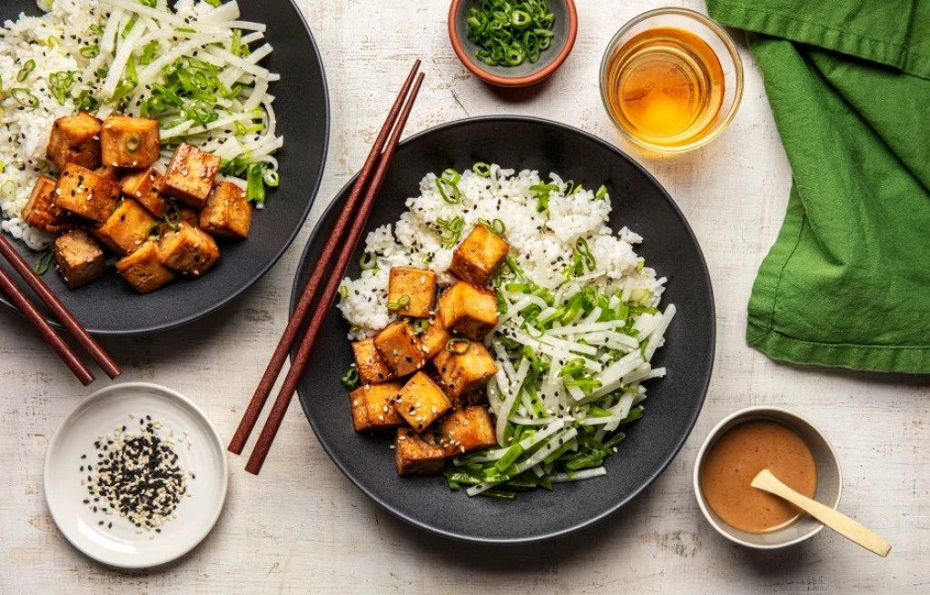 goodfood vegan meals