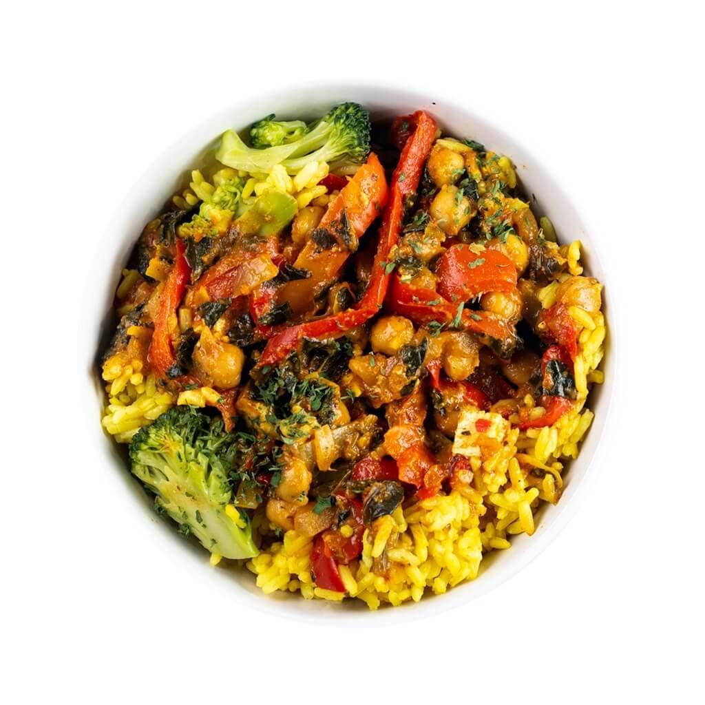 livefit vegan meal kit
