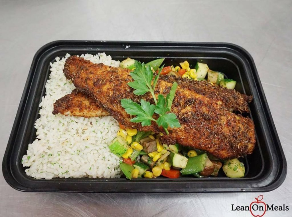 Lean On Meals Calgary Meal Kit
