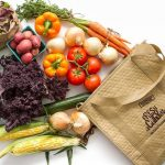 fresh city farms meal box