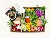 sun basket meal box